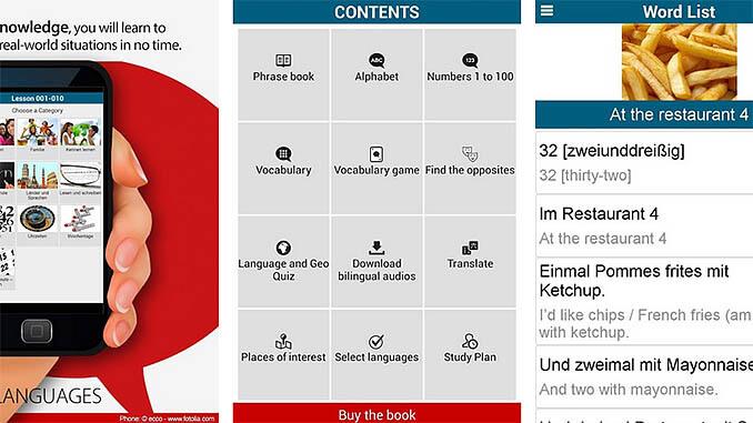 50 Talen Leren App