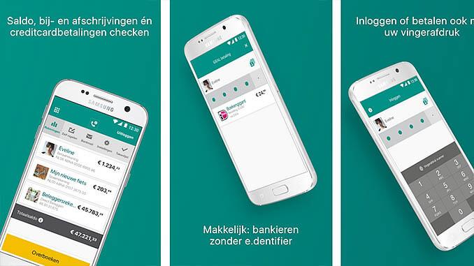 ABN AMRO Mobiel Bankieren App