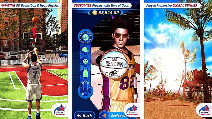All-Star Basketball App