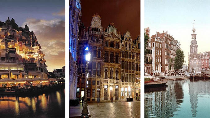 Amsterdam Legpuzzels App