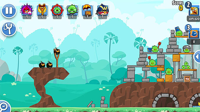 Angry Birds Friends App
