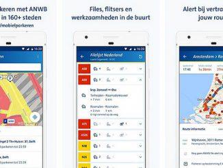 ANWB Onderweg: Verkeer, Parkeren en Tanken App