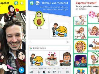 Bitmoji - Jouw Avatar Emoji App