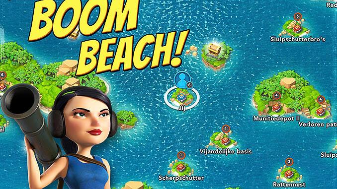 Boom Beach App