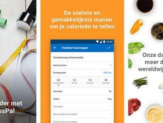 Calorieënteller App