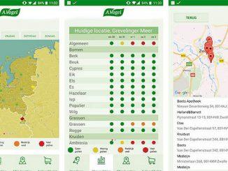 Hooikoorts en Pollen App