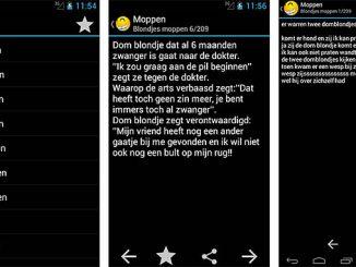 Moppen App