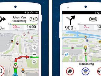 Navmii GPS Wereld (Navfree) App