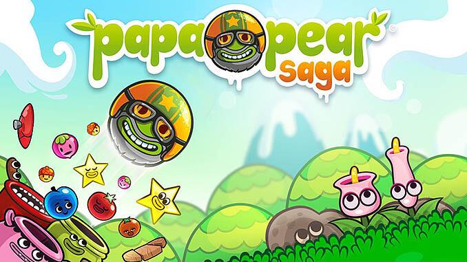 Papa Pear Saga App