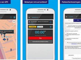 Park-Line Mobiel Parkeren App
