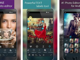 Photo Studio App