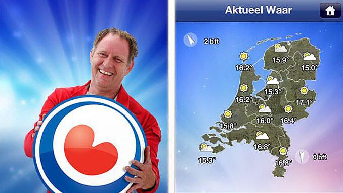 Piet's Weer App