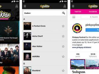 Pinkpop App