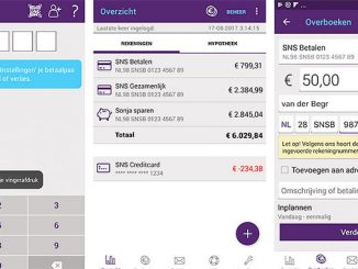 SNS Mobiel Bankieren App