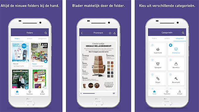 Spotta Folders en Aanbiedingen App