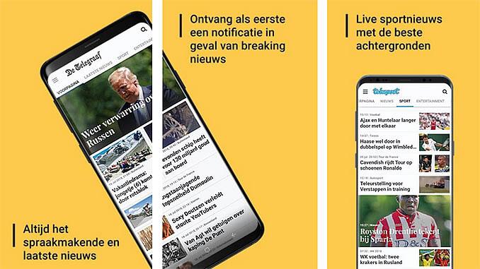 Telegraaf App