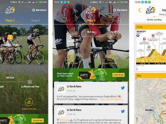 Tour De France App