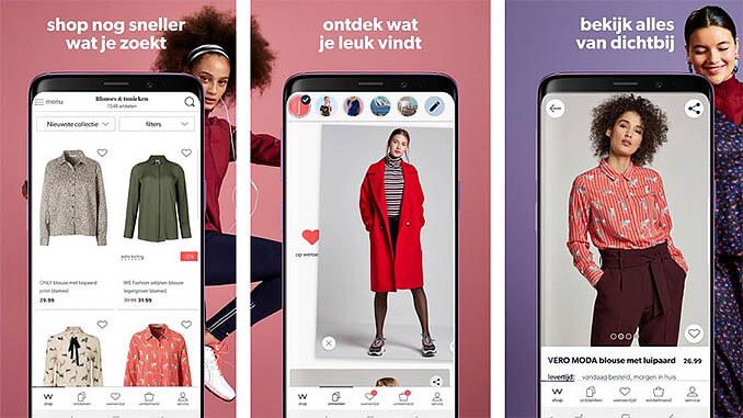Wehkamp.nl App