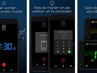 Wekker App