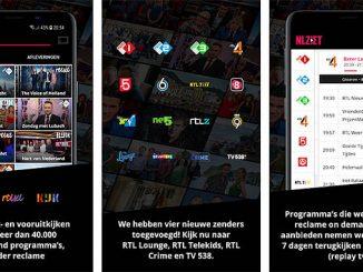 NLZIET App (TV Kijken Zonder Reclame)