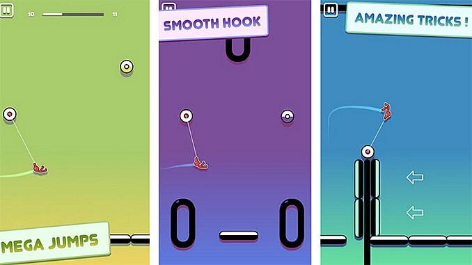 Stickman Hook App