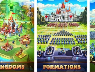 Lords Mobile: Battle of the Empires app